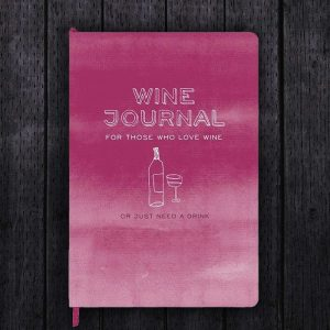 Wine Journal – For Those Who Love Wine - 70th Birthday Gift Ideas