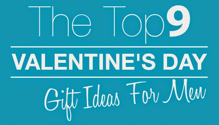 The Top 9 Valentine's Day Gift Ideas for Men