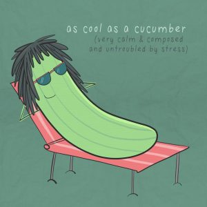 cool-as-acucumber funny mothers day messages