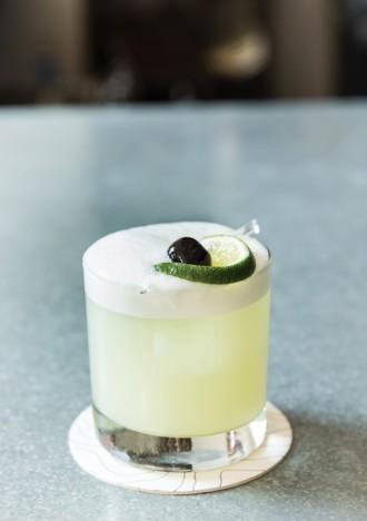 Australian Gin - Green Eyes Gin Cocktail