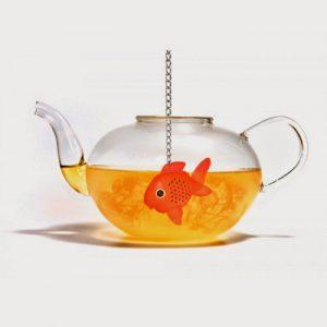 Goldfish Tea Infuser | Suck UK - 70th Birthday Gift Ideas