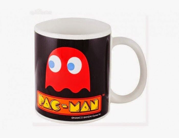 yellow-octopus-pac-man-ghost-mug