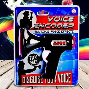 Voice Encoder: Disguise Your Voice - presents for 8 year old girls