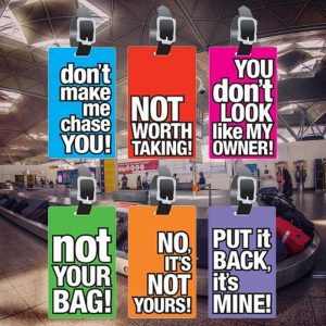 It's My Bag Luggage Tags - Gifts For Travellers