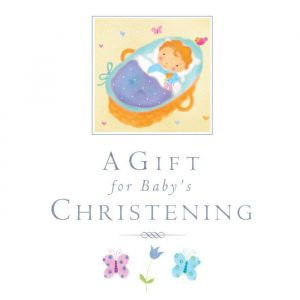 A Gift For Baby's Christening Book - Gifts Under $10