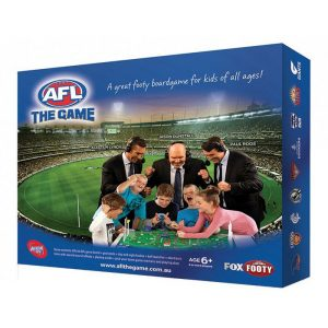 AFL Boardgame - Gifts For 8 Year Old Boys