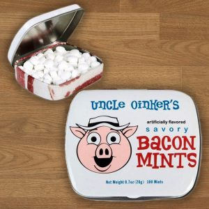 Bacon Flavoured Mints - Gifts Under $10
