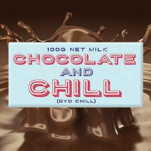 Chocolate & Chill Chocolate Bar - Gifts For Couples