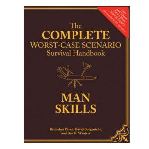 Man Skills: The Complete Worst-Case Scenario Survival Handbook - Gifts For Travellers