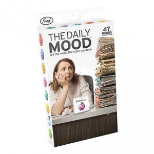 Daily Mood Desktop Flipchart - Gifts For Sister