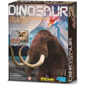 Dinosaur dig wins in gifts for 8 year old boys