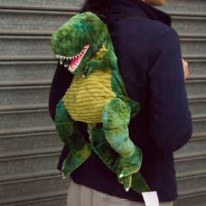 T-Rex Dinosaur Backpack - Gifts For 7 Year Old Boys