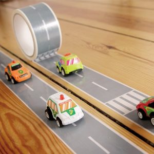 My First AutoBahn Car & Train Tape Gallery Sets | Donkey Products - Gifts For 9 Year Old Boys