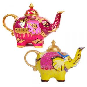 Lucky Elephant Teapot - Gifts For Sister