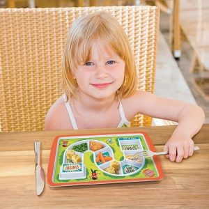 Dinner Winner Kids Plate | Fred - Gifts For 3 year Old Boys