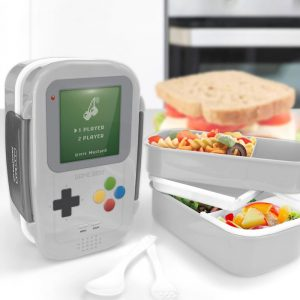 GameBox Gamer's Lunch Box - gift for gamers