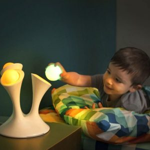 Rainbow Glow Ball Night Light  - Gifts For 1 Year Old