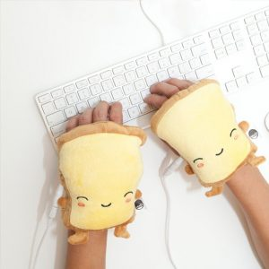 Toast USB Hand Warmers - Gifts For Sister
