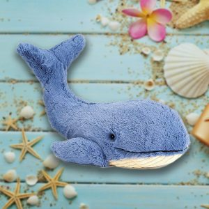 Jellycat Wilbur Whale 46cm - Gifts For 1 Year Old