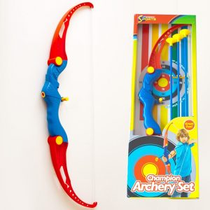 5 year old boys are just beginning to develop a fertile imagination give your 5 year old this archery set and theyll imagine the backyards a jungle and