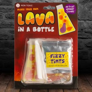 Lava In A Bottle - Gifts Under $10