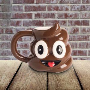 Smiley Poo Mini Jug - Gifts Under $10