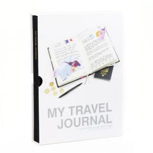 My Travel Journal | Suck UK - Gifts For Travellers