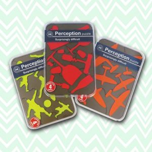 Perception Puzzles - Gifts For Teenagers
