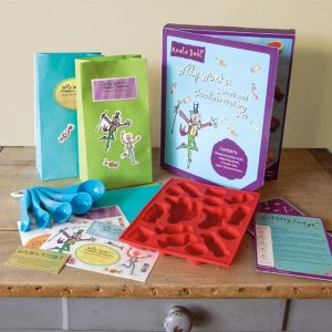 Roald Dahl Willy Wonka Sweets and Chocolate-Making Set - presents for 8 year old girls