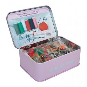 Sewing Kit in a Tin - Gifts For Travellers