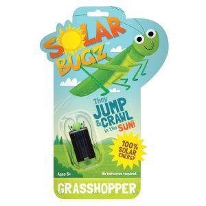 Solar Powered Bug Toys - Gifts For 3 year Old Boys