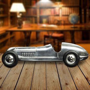 """The Indianapolis"" Spindizzy Race Car Model - 80th Birthday Present Ideas"