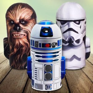 Star Wars Money Bank Tins - Gifts For 9 Year Old Boys
