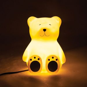 Cute Teddy Bear Night Light - Gifts For 1 Year Old