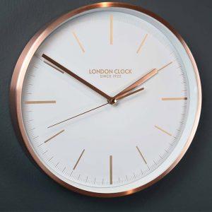 Titanium Wall Clock Collection - Artemis - 70th Birthday Gift Ideas