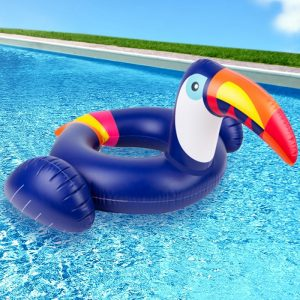 Sunnylife Inflatable Kids Toucan Pool Toy - Gifts For 3 year Old Boys