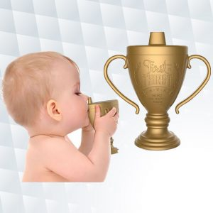 Trophy Sippy Cup - Gifts For 1 Year Old