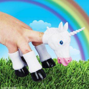 Handicorn – Unicorn Hand Puppet - presents for 8 year old girls