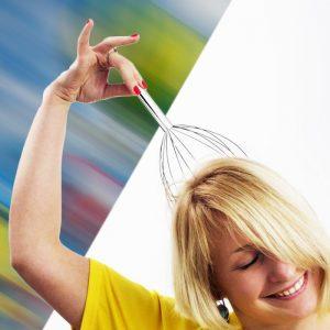 Magic Vibrating Head Massager - Gifts Under $10