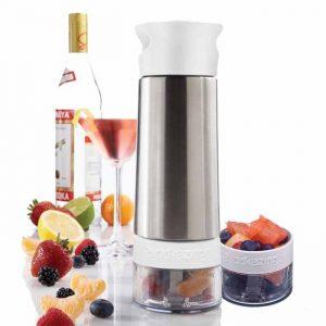 Vodka Zinger Alcohol Fruit Infuser Bottle - Gift Ideas For Your Girlfriend