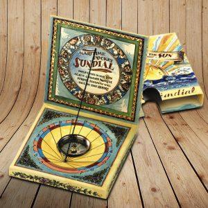 Maritime Pocket Sundial For Children - Gifts For Travellers