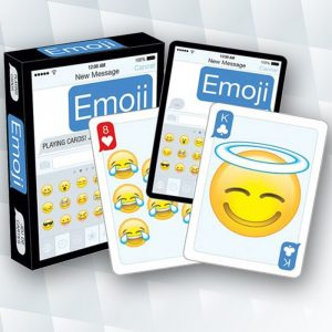 Emoji Playing Cards - Gifts For Couples