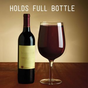Giant Wine Glass - Holds 950ml - gifts for bridesmaids
