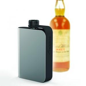 Stainless Steel Hip Flask | Rabbit - groomsmen gifts