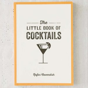 The Little Book Of Cocktails - gifts for bridesmaids