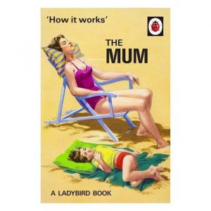 Ladybird Book of How It Works: The Mum - Christmas Presents For Mum