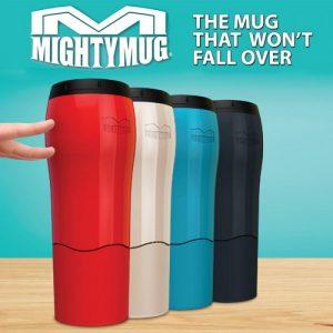 Mighty Mug Go Anti-Spill Mug - gifts for bridesmaids