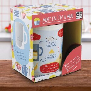 Muffin In A Mug - Christmas Presents For Mum