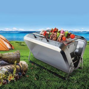 The Ultimate Travel BBQ Kit - groomsmen gifts