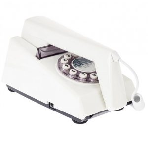 1970s Retro Style Trim Telephone - 80th Birthday Present Ideas